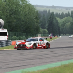 Assetto Corsa [60fps], Broadcast- and Helicopter-Camera @Spa