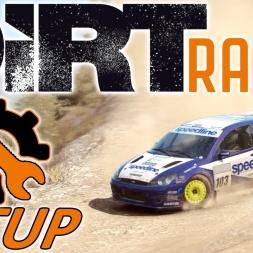 DiRT Rally POS 34 - Ford Focus Setup - Greece - Wheel | Controller [4K] - Mods