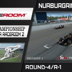 RaceRoom: FR2/S1 - Online Championship`16 (R4/Race-1 Nürburgring GP)