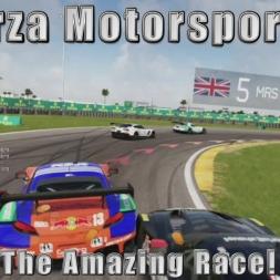 Forza Motorsport 6: The Amazing Race!