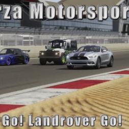 Forza Motorsport 6: Go! Landrover Go!