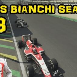 F1 2015 Jules Bianchi Season - Race 18 - Brazil