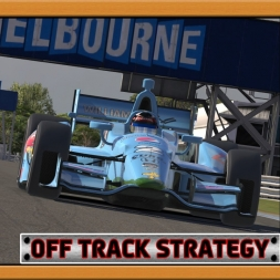 """iRacing: Off-Track Strategy"" (Verizon IndyCar Series - Round 6: Phillip Island)"