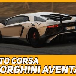 Assetto Corsa - Lamborghini Aventador SV - Black Cat County
