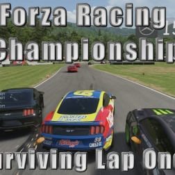 Forza Racing Championship: Surviving Lap One!