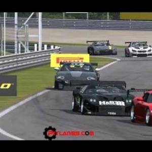 Automobilista / European Endurance Center GT3 MOD / Spielberg