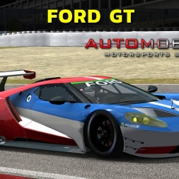 Automobilista - Ford GT at Barcelona