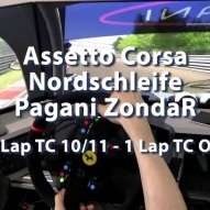 Assetto Corsa - Nordschleife - Pagani ZondaR  - TC10/11- Off