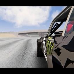 Assetto Corsa | Gymkhana - San Andreas | 60fps/1080p