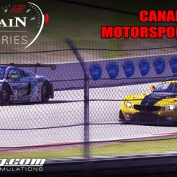 iRacing | Blancpain @ Canadian Tire Top Split | Highlights