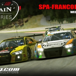 iRacing | Blancpain @ Spa-Francorchamps Top Split | Highlights