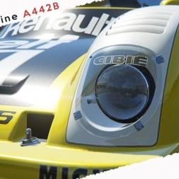 Assetto Corsa 1978 Renault Alpine A442B