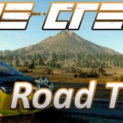 Road Trip - Lake Tahoe to Great Salt Lake - Timelapse - The Crew Wild Run [4K]