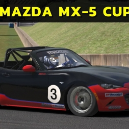 iRacing - Mazda MX-5 Cup at Okayama Short (Back to iRacing)
