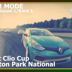 Project Cars - Career Mode - Round 1|Race 1
