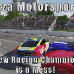 This new Forza Racing Championship is a Mess