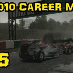 F1 2010 Career - S2R16 - Japan - I Came In Like A Wrecking Ball!!!