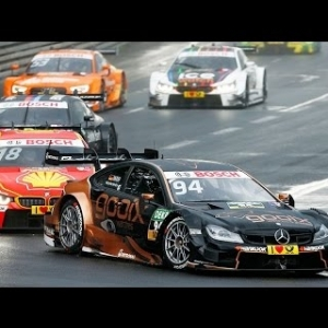 R3E 1stPersonView DTM at Portimao Race side by side & Sideways AI 90%