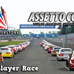Assetto Corsa | Singleplayer | Alfa Romeo 155 V6 TI @ Silverstone International