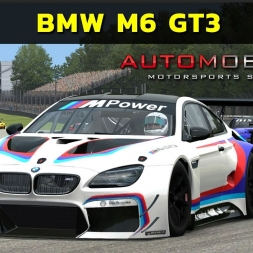 Automobilista - BMW M6 GT3 at Road America