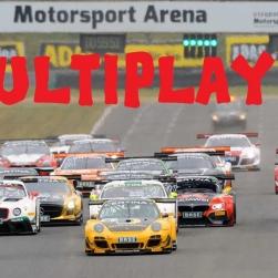 RaceRoom Multiplayer Oschersleben GT3/WTCC 2014