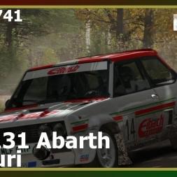 Dirt Rally - Fiat 131 Abarth - Paskuri