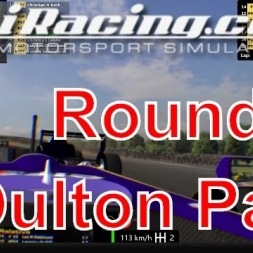 iRacing AOR Formula Renault 2.0 - Round 9 at Oulton Park with Oculus Rift CV1