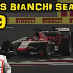 F1 2015 Jules Bianchi Season FINALE - Race 19 - Abu Dhabi