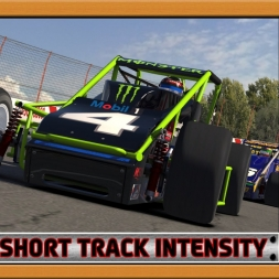 """iRacing: Short Track Intensity"" (Sprint Cars at Lanier National Speedway)"