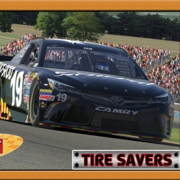 """iRacing: Tire Savers"" (NIS Round 22 - Cheez-It 335 at the Glen)"
