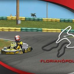 Automobilista Kart 125cc Direct Floripa4 Hotlap 33'9