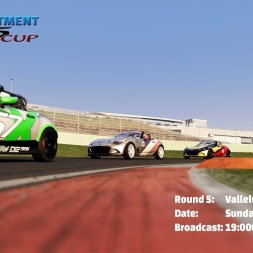 RD MX5 Cup | Round 5 Vallelunga Club