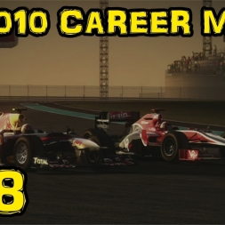 F1 2010 Career FINALE - S2R19 - Who Will Win The Championship?