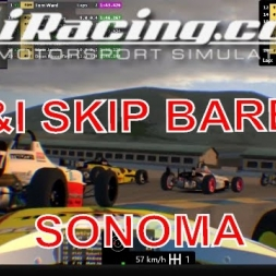 UK&I Skip Barber League Race at Sonoma with the Oculus Rift CV1