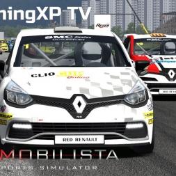 Automobilista - Mod Clio Cup - Jacarepaguá - Gampelay Reiza [PT BR]