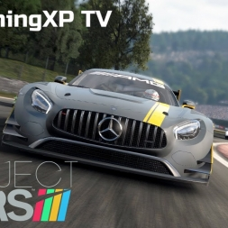 Project Cars - Mercedes AMG GT3 - Suzuka - Gameplay [PT BR] [Brasil]