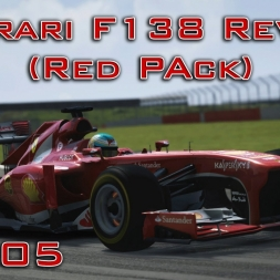 Assetto Corsa: Ferrari F138 | Red Pack/1.7 Review - Episode 105
