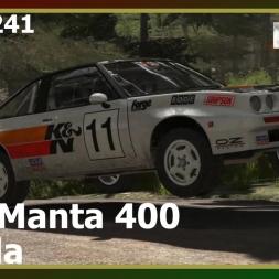 Dirt Rally - Opel Manta 400 - Oksala