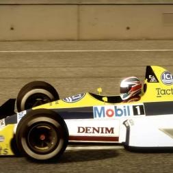 F1 2013 Racenet Event Imola Williams FW12 1:18,731 + Setup