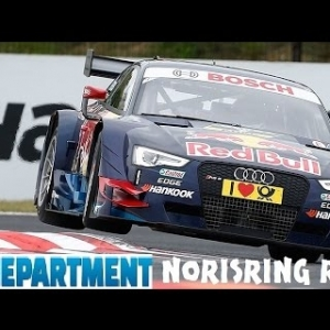 RaceRoom | RaceDepartment Norisring Race 1