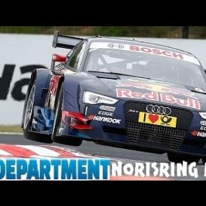 RaceRoom | RaceDepartment Norisring Race 2