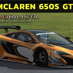 Automobilista - McLaren 650s GT3 at Kansai