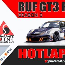 iRacing RUF GT3 Fixed @ Summit Point | Hotlap 1'08.764 | Season 3 - 2016