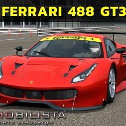 Automobilista - Ferrari 488 GT3 at Monza