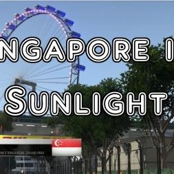 F1 2016 - Singapore In Sunlight!