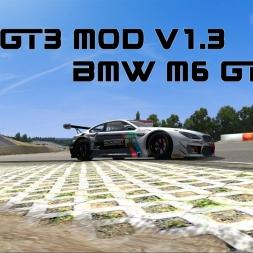 Automobilista / EEC GT3 Mod BMW M6 / Road America