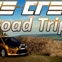 Road Trip - Great Salt Lake to Pikes Peak - Timelapse - The Crew Wild Run 4K