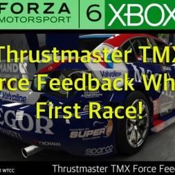 Forza 6 - Chevrolet ROAL Motorsport RML Cruze TC1 WTCC