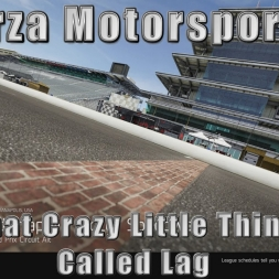 Forza Motorsport 6: That Crazy Little Thing Called Lag