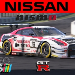 Project Cars * 2013 Nissan GTR GT3 (R35) [download]